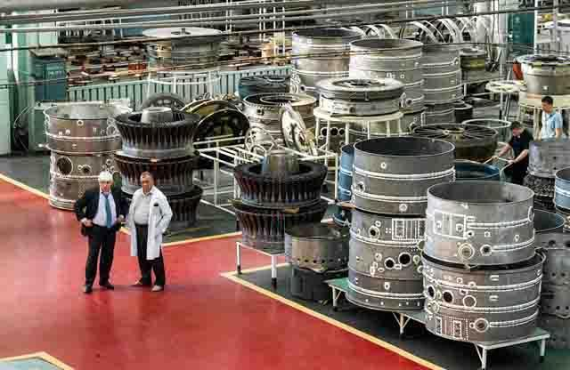 pao-kuznecov-l В Самаре тестируют ракетный двигатель Защита Отечества Люди, факты, мнения Самарская область