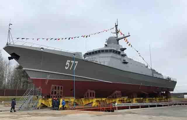 proekt-22800-karakurt-2 Корабль-носитель «Калибров» строят вЗеленодольске (Татарстан) Защита Отечества Татарстан