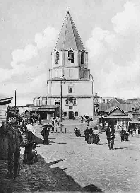 spasskaja-bashnja-syzran Город Сызрань в Самарской области Посреди РУ Самарская область