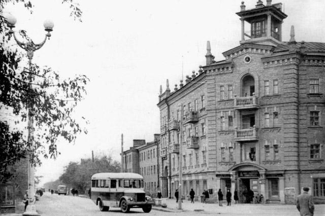 chapaevsk-1960-e Город Чапаевск (Самарская область) Посреди РУ Самарская область
