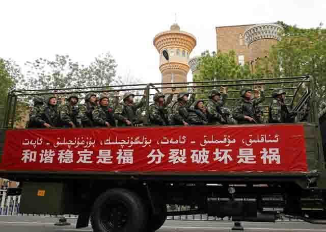china-terrorism Какими методами в Китае борятся с Исламским государством? Анализ - прогноз Антитеррор