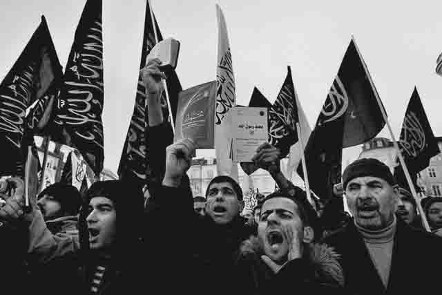 islamisty Новая модель организации джихада Антитеррор
