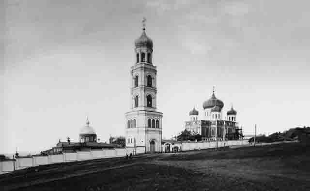 samara-iverskij-zhenskij-monastyr Монастыри Самарской епархии Православие Самарская область