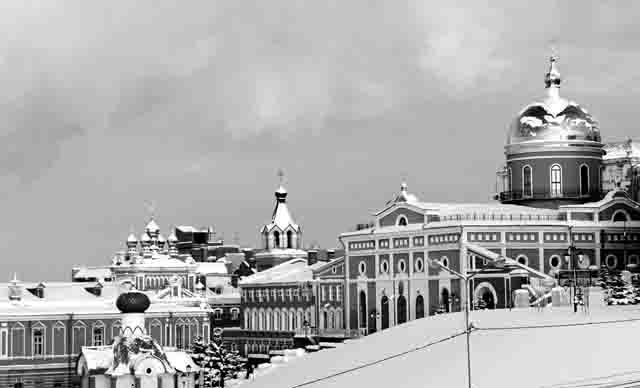 samarskij-iverskij-zhenskij-monastyr-2 Монастыри Самарской епархии Православие Самарская область