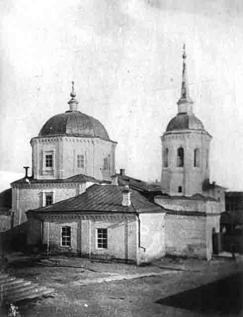 spaso-preobrazhenskij-hram.-fotografija-1875-goda Монастыри Самарской епархии Православие Самарская область