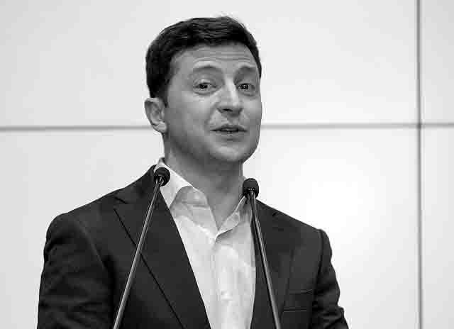 vladimir-zelenskij Избранный президентом Украины комик извинился передмусульманами Ислам Люди, факты, мнения