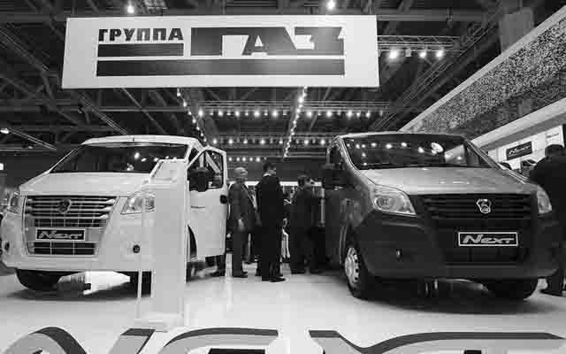 holding-gaz Кризис надвигается на заводы холдинга ГАЗ Люди, факты, мнения Нижегородская область Экономика и финансы