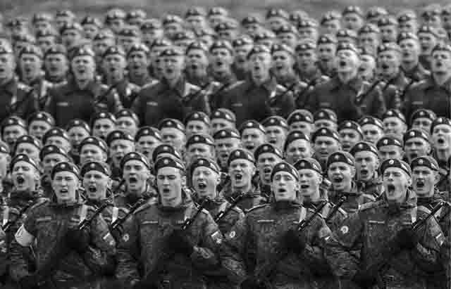 voennye-armija-rossii Глобальное изменение военной стратегии России Защита Отечества