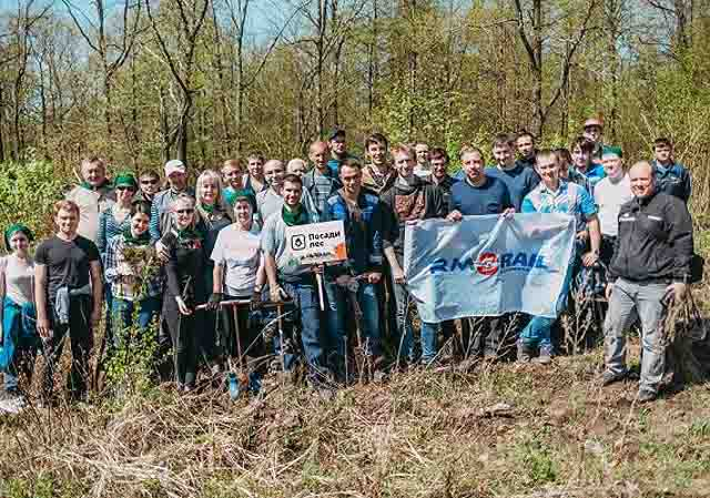 foto-posadi-les В Мордовии планируют восстановить 2610 га леса Люди, факты, мнения Мордовия