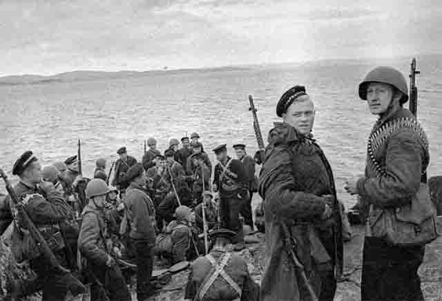 sovetskij-desant-v-norvegii Советский десант в Норвегии Защита Отечества
