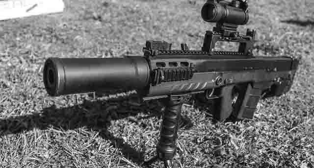 avtomat-shak-12 Автомат ШАК-12 для спецназа ФСБ Защита Отечества