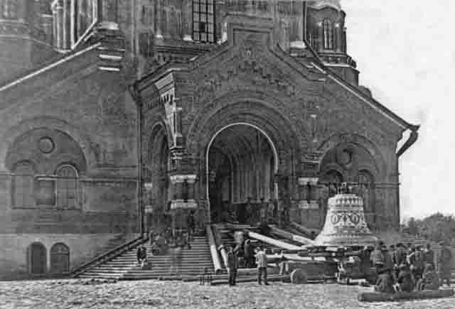 kafedralnyj-sobor Самарская епархия, краткая история Православие Самарская область