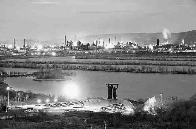 magnitogorsk Уровень загрязнения воздуха в Магнитогорске Люди, факты, мнения Челябинская область
