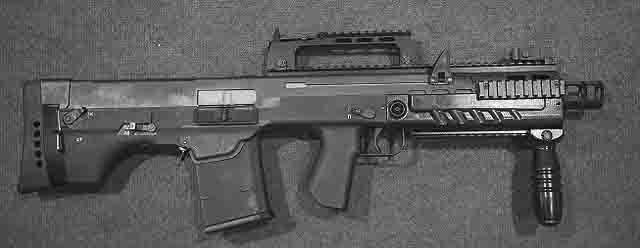 shak-12-foto Автомат ШАК-12 для спецназа ФСБ Защита Отечества