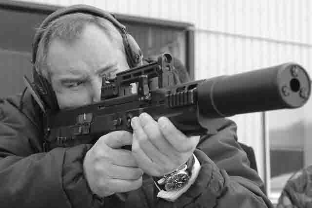 shak-12 Автомат ШАК-12 для спецназа ФСБ Защита Отечества