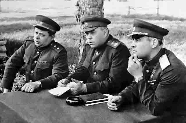 marshal-sovetskogo-sojuza-a.m.-vasilevskij Аллея Маршалов Победы в Самаре Защита Отечества Самарская область