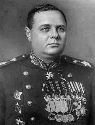 marshal-sovetskogo-sojuza-kirill-mereckov Аллея Маршалов Победы в Самаре Защита Отечества Самарская область