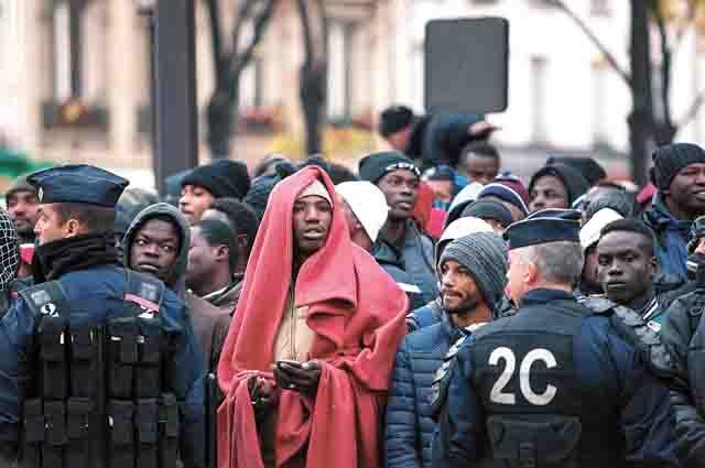 musulmane-francija-2 Как Франция сталасамой опасной страной Европы Антитеррор