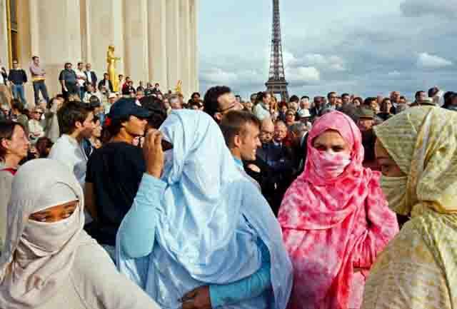 musulmane-vo-francii Как Франция сталасамой опасной страной Европы Антитеррор