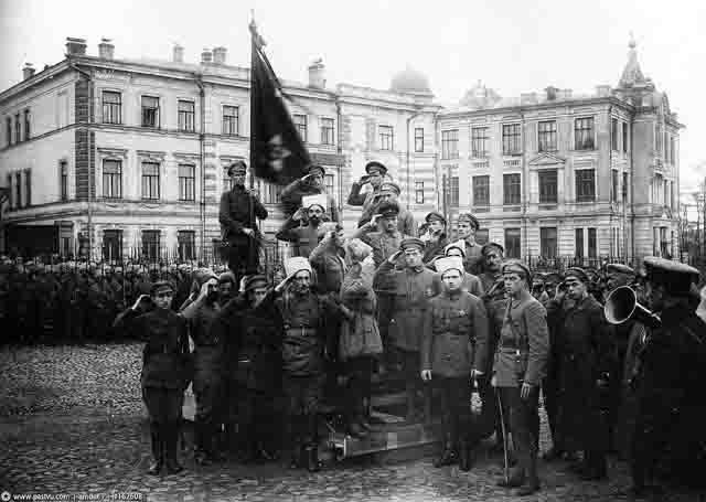nizhnij-novgorod-v-1918-godu Нижегородская область Нижегородская область Посреди РУ Регионы