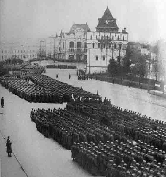 pered-otpravkoj-na-front.-1941-g. Нижегородская область Нижегородская область Посреди РУ Регионы
