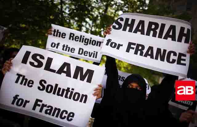 shariat-dlja-francii Как Франция сталасамой опасной страной Европы Антитеррор
