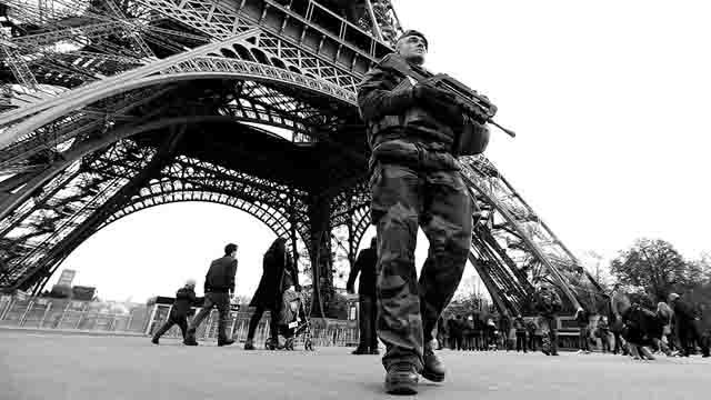 terrorizm-vo-francii-3 Как Франция сталасамой опасной страной Европы Антитеррор