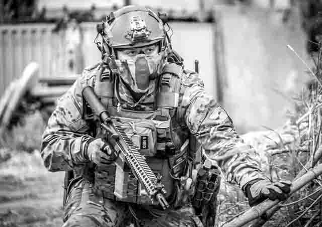 airsoft Страйкбол в подготовке бойцов антитеррора Антитеррор Люди, факты, мнения