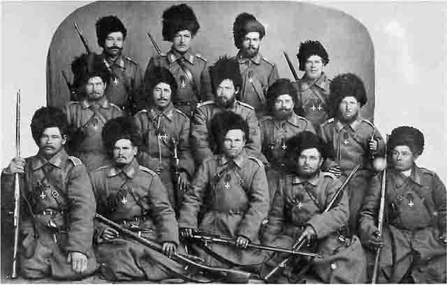 kazaki-orenburgskogo-kazachego-vojska-2 Село Сакмара (Оренбургская область) Оренбургская область Посреди РУ