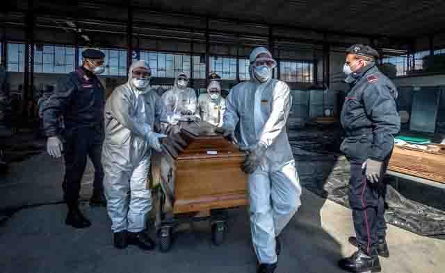 groby Коронавирус: происхождение и уровень опасности Анализ - прогноз Люди, факты, мнения