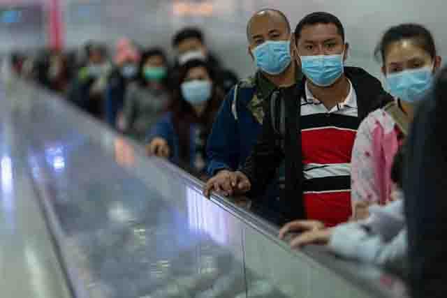 koronavirus-jepidemija Коронавирус: происхождение и уровень опасности Анализ - прогноз Люди, факты, мнения