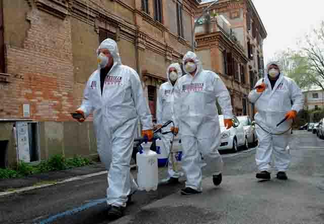 respiratory Инфекционная безопасность в условиях пандемии Анализ - прогноз