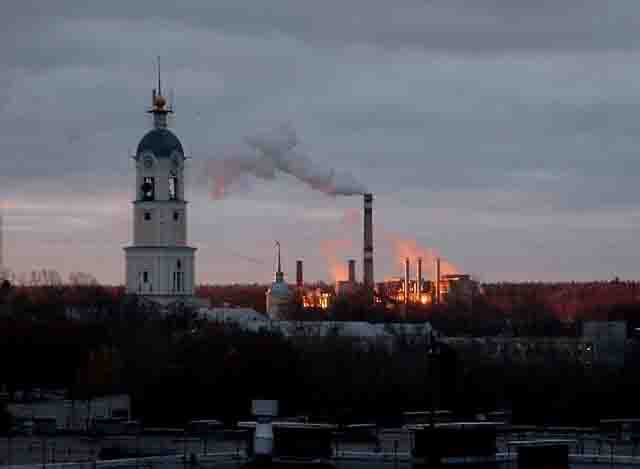 sarov Закрытые «атомные» города СССР Посреди РУ