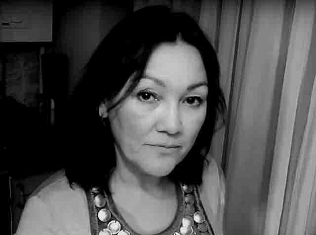 ramilja-saitova-bashkirskaja-nacionalistka Националисты в Башкирии начали уничтожать кресты Башкирия Люди, факты, мнения
