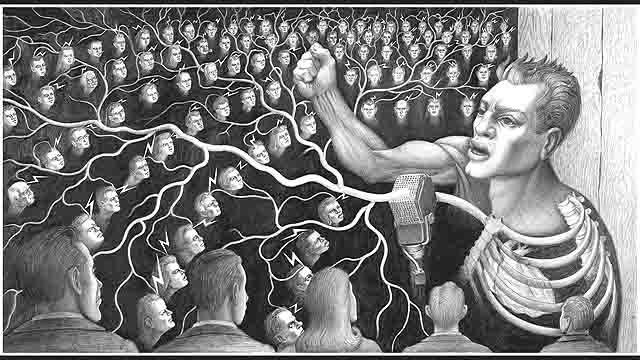 psihologija-tolpy-vozhd Массовые беспорядки с точки зрения Конституции и УК РФ Люди, факты, мнения