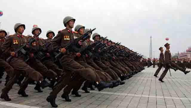 specpodrazdelenija-severnoj-korei Спецслужбы Северной Кореи Защита Отечества