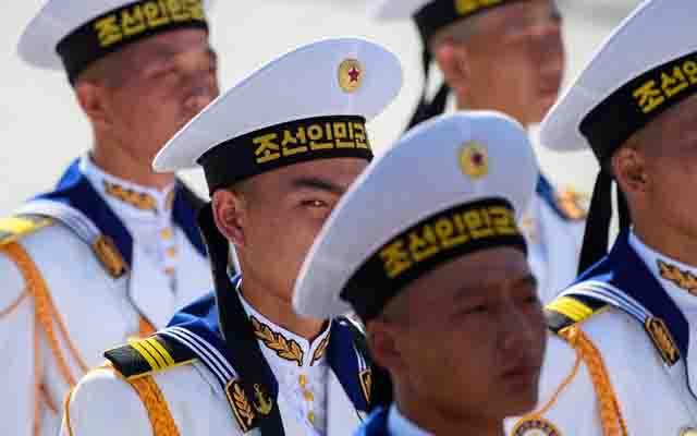 vms-kndr-matrosy Спецслужбы Северной Кореи Защита Отечества