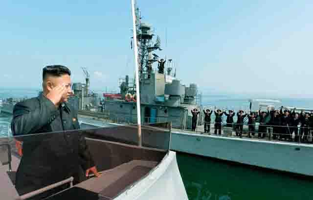 voenno-morskoj-flot-kndr-2 Спецслужбы Северной Кореи Защита Отечества