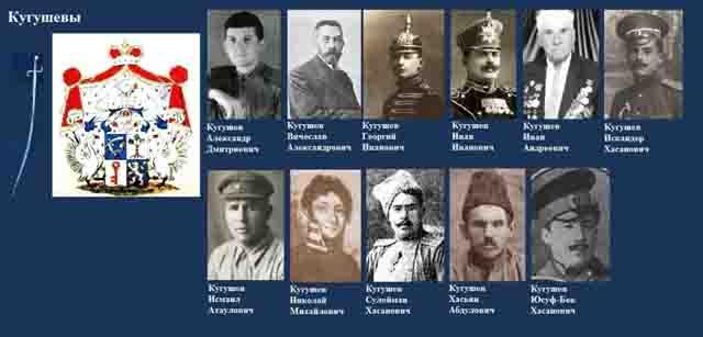 kugushevy-rod Уфимский князьАлександр Кугушев Башкирия Фигуры и лица